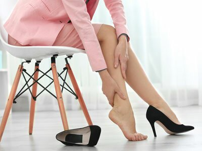 Боль в ногах картинка